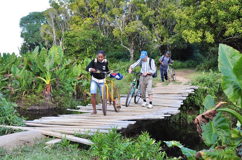 2 Bici per il Madagascar