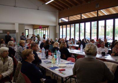 Domenica 9 Ottobre - Pranzo Sociale Associazione Progetto Valentina