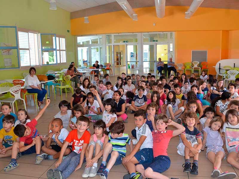 Presentazione dei nostri progetti alla scuola Primaria G.Mameli a Montecavolo (RE)