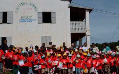 """Raccolta fondi per l'ampliamento della scuola """"Pierre Rainibao"""""""