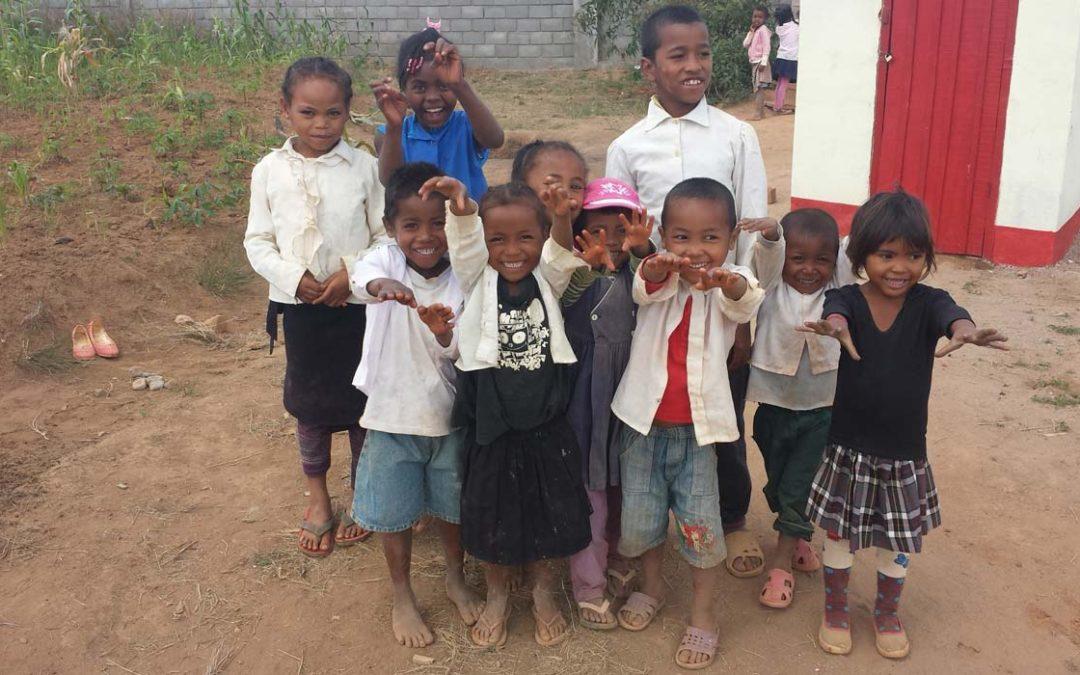 Ciclone Hubert in Madagascar